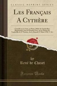 Les Francais a Cythere