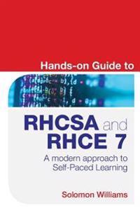 Red Hat RHCSA/RHCE 7 Cert Guide - Van Vugt Sander - böcker