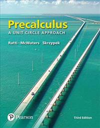 Precalculus: A Unit Circle Approach with Integrated Review, Books a la Carte Edition, Plus Mylab Math with Pearson Etext and Worksh