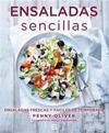 Ensaladas Sencillas: Ensaladas Frescas y Fáciles de Temporada/ Simple Salads
