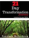 21 Day Transformation Journey: Lessons for Your Soul