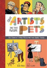 Great Artists and Their Pets