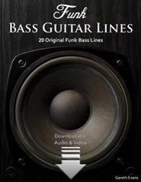 Funk Bass Guitar Lines