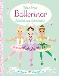 Ballerinor : pysselbok med klistermärken