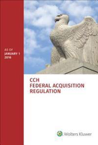 Federal Acquisition Regulation as of January 1, 2016