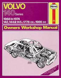 Volvo 142, 144 & 145 Owners Workshop Manual