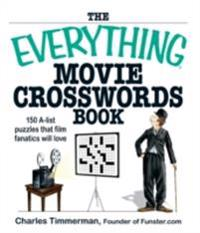 Everything Movie Crosswords Book