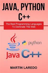 Java, Python, C++: Crash Courses