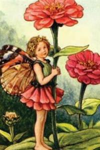 Journal: The Zinnia Fairy by Cicely Mary Barker