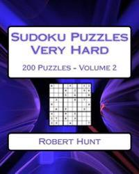Sudoku Puzzles Very Hard Volume 2: Very Hard Sudoku Puzzles for Advanced Players