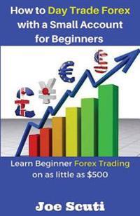 How to Day Trade Forex with a Small Account for Beginners: Learn Beginner Forex Trading on as Little as $500