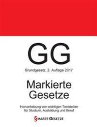 Gg, Grundgesetz, Smarte Gesetze, Markierte Gesetze: Hervorhebung Von Wichtigen Textstellen Fur Studium, Ausbildung Und Beruf