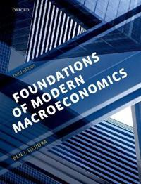 Foundations of Modern Macroeconomics: Exercise and Solution Manual Pack