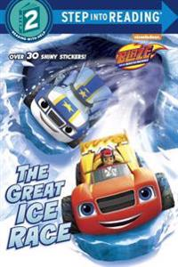 The Great Ice Race (Blaze and the Monster Machines)