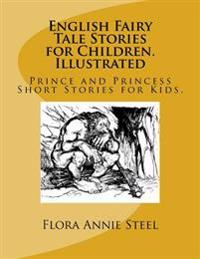 English Fairy Tale Stories for Children  Illustrated: Prince
