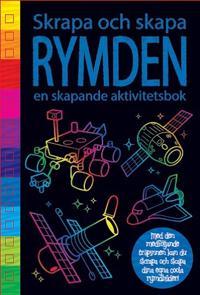 Rymden   en skapande aktivitetsbok - Malin Barthelson - böcker (9789177510208)     Bokhandel