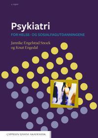 Psykiatri; for helse- og sosialfagutdanningene - Jannike Engelstad Snoek, Knut Engedal pdf epub