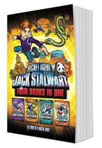 Secret Agent Jack Stalwart (Books 5-8)