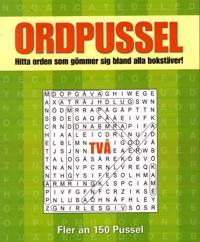Ordpussel 2 : hitta orden som gömmer sig bland alla bokstäver!