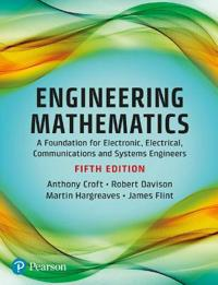 Engineering Mathematics: A Foundation for Electronic, Electrical, Communications and Systems Engineers