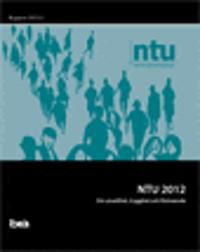 Nationella trygghetsundersökningen NTU 2012 : om utsatthet, trygghet och förtroende