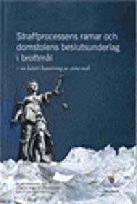 Straffprocessens ramar och domstolens beslutsunderlag i brottmål - en bättre hantering av stora mål. SOU 2017:7 : Delbetänkande från Utredningen om processrätt och stora brottmål