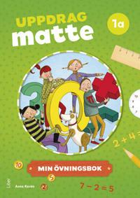 Uppdrag Matte 1A Övningsbok - Anna Kavén, Mats Wänblad pdf epub