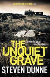 Unquiet grave (di damen brook 4)