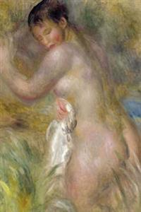 150 Page Lined Journal Bather, 1885-90 Pierre Auguste Renoir: 150 Page Lined Journals