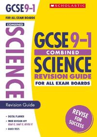 Combined Sciences Revision Guide for All Boards