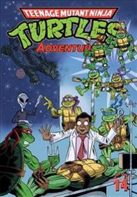Teenage Mutant Ninja Turtles Adventures 14