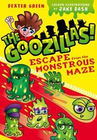 Goozillas!: escape from the monstrous maze