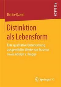 Distinktion Als Lebensform