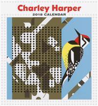 Charley Harper 2018 Calendar