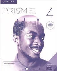 Prism Level 4 + Online Workbook Listening and Speaking