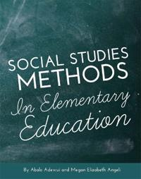 Social Studies Methods in Elementary Education