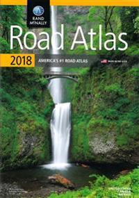 2018 Rand McNally Road Atlas: Reg