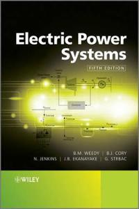 Electric Power Systems 5e