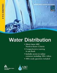 WSO Water Distribution, Grades 3 & 4