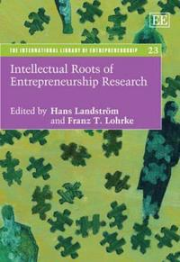 Intellectual Roots of Entrepreneurship Research