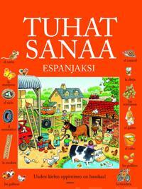 Tuhat sanaa espanjaksi