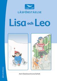 Läsa Lätt Läsförståelse Lisa och Leo