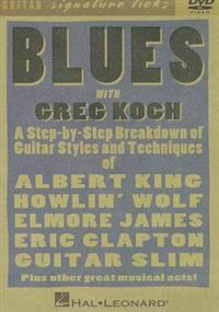 Greg Koch Blues Guitar