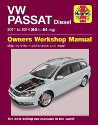 VW Passat Diesel Owners Workshop Manual 2011-2014
