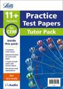 11+ Mock Test Papers Tutor Pack for CEM Inc Audio Download