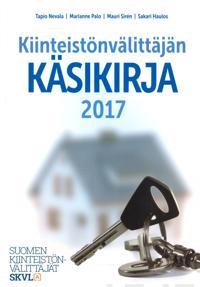 Kiinteistönvälittäjän käsikirja 2017