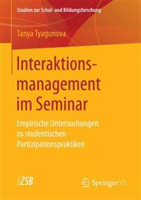 Interaktionsmanagement Im Seminar