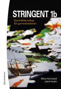 Stringent 1b Elevpaket (Bok + digital produkt) - Samhällskunskap för gymnasieskolan