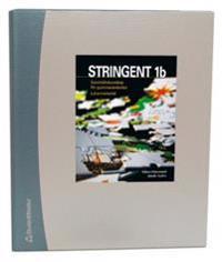 Stringent 1b Lärarpaket - Digitalt + Tryckt - Samhällskunskap för gymnasieskolan