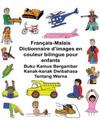 Francais-Malais Dictionnaire D'Images En Couleur Bilingue Pour Enfants Buku Kamus Bergambar Kanak-Kanak Dwibahasa Tentang Warna